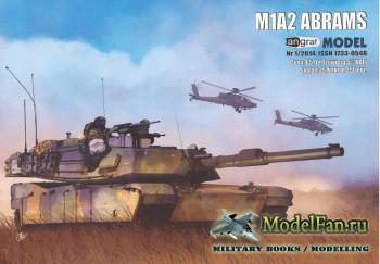 Angraf 1/2014 - M1A2 Abrams