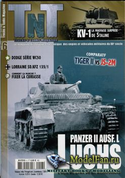Trucks & Tanks Magazine №6 2008