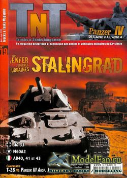 Trucks & Tanks Magazine №19 2010