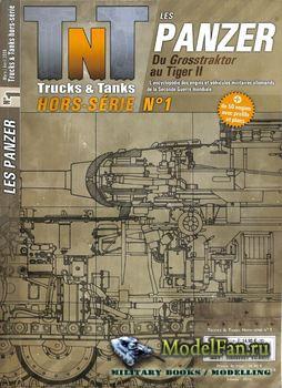 Trucks & Tanks Magazine Hors-Serie №1 - Les Panzer: Du Grosstraktor au Tige ...