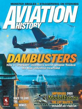 Aviation History (July 2013)
