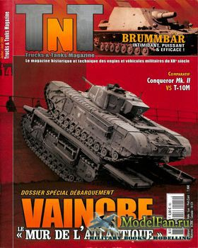 Trucks & Tanks Magazine №14 2009