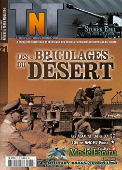 Trucks & Tanks Magazine №21 2010