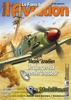 Le Fana de L'Aviation №7 2015 (548)