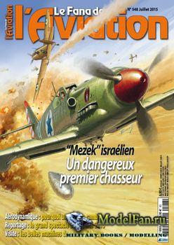 Le Fana de L'Aviation №7 2015 (548)