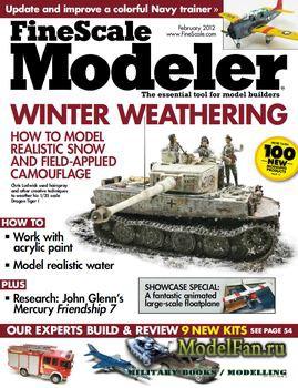 FineScale Modeler Vol.30 №2 (February) 2012