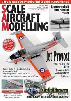Scale Aircraft Modelling (July 2015) Vol.37 №05