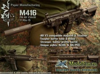 Paper Manufacturing - HK416 / M416