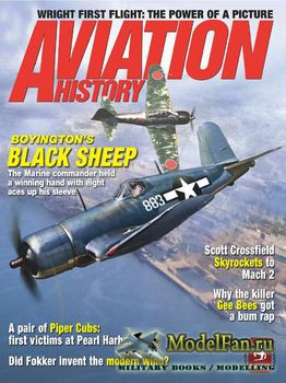 Aviation History (January 2014)