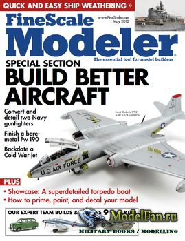 FineScale Modeler Vol.30 №5 (May) 2012