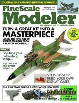 FineScale Modeler Vol.30 №10 (December) 2012