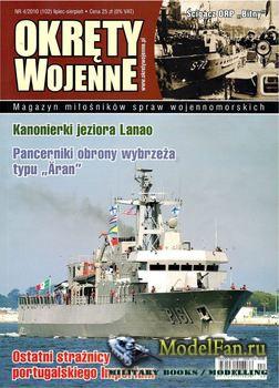 Okrety Wojenne №4 2010