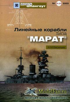 Мидель-Шпангоут №7 - Линейные корабли типа