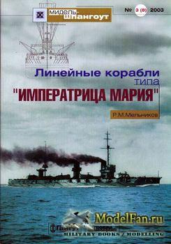 Мидель-Шпангоут №8 - Линейные корабли типа