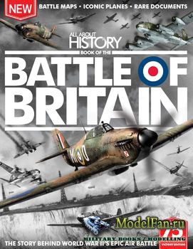 All About History - Book of the Battle of Britain
