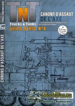 Trucks & Tanks Magazine Hors-Serie №4 - Canons D'Assaut de L'Axe