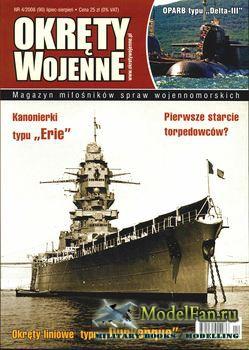 Okrety Wojenne №4 2008