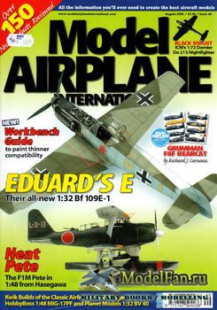 Model Airplane International №49 (August 2009)