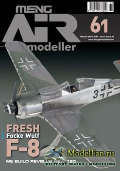 AIR Modeller - Issue 61 (August/September) 2015