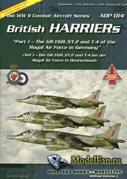 British Harriers (Part 1) (arcus Herbote und Wilfried Zetsche)