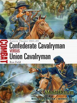 Osprey - Combat 12 - Confederate Cavalryman vs Union Cavalryman