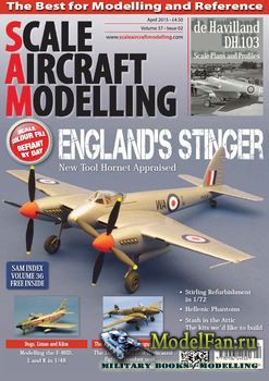 Scale Aircraft Modelling (April 2015) Vol.37 №02