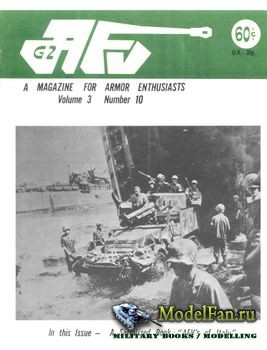 AFV-G2: A Magazine For Armor Enthusiasts Vol.3 No.10