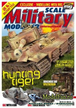 Scale Military Modeller International Vol.45 Iss.533 (August 2015)