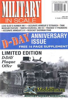 Military in Scale №19 (June 1994)
