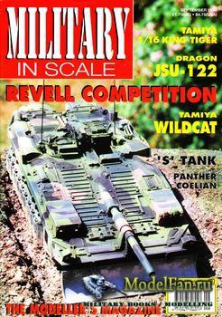 Military in Scale №22 (November 1994)