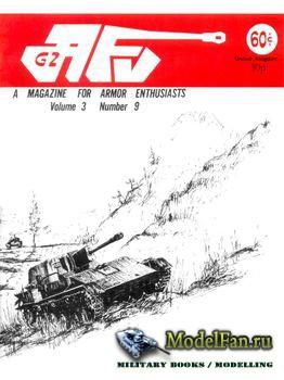 AFV-G2: A Magazine For Armor Enthusiasts Vol.3 No.9