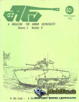 AFV-G2: A Magazine For Armor Enthusiasts Vol.3 No.8