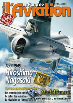 Le Fana de L'Aviation №8 2015 (549)