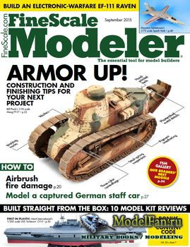 FineScale Modeler Vol.33 №7 (September) 2013