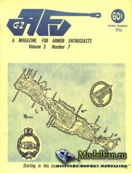 AFV-G2: A Magazine For Armor Enthusiasts Vol.3 No.7