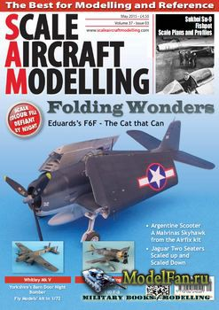 Scale Aircraft Modelling (May 2015) Vol.37 №3