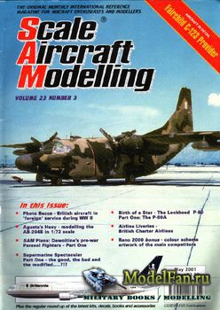 Scale Aircraft Modelling (May 2001) Vol.23 №3