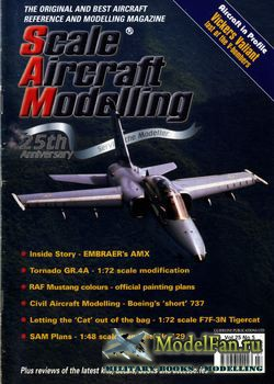 Scale Aircraft Modelling (July 2003) Vol.25 №5
