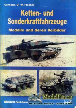 Ketten- und Sonderkraftfahrzeuge (Gerhard O. W. Fischer)