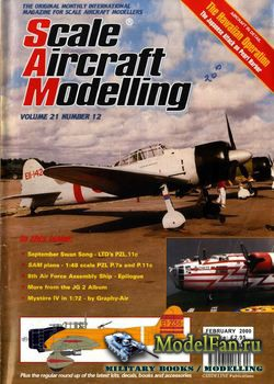 Scale Aircraft Modelling (February 2000) Vol.21 №12