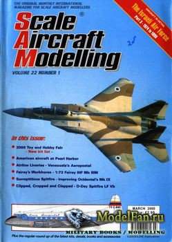 Scale Aircraft Modelling (March 2000) Vol.22 №1