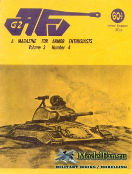 AFV-G2: A Magazine For Armor Enthusiasts Vol.3 No.4