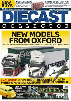 Diecast Collector (September 2015)