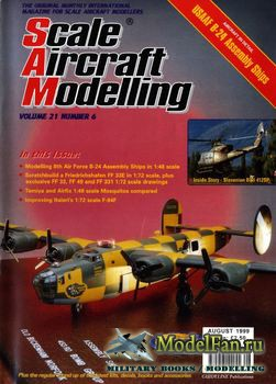 Scale Aircraft Modelling (August 1999) Vol.21 №6
