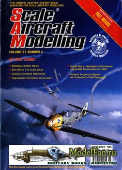 Scale Aircraft Modelling (September 1999) Vol.21 №7
