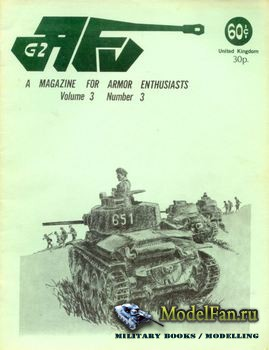AFV-G2: A Magazine For Armor Enthusiasts Vol.3 No.3
