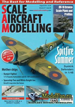 Scale Aircraft Modelling (August 2015) Vol.37 №08