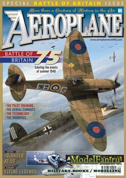 Aeroplane Monthly Magazine (Сентябрь 2015)