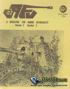 AFV-G2: A Magazine For Armor Enthusiasts Vol.3 No.2