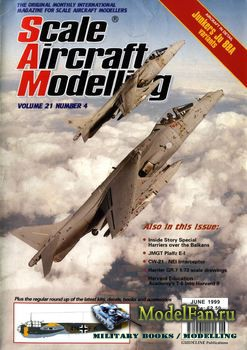 Scale Aircraft Modelling (June 1999) Vol.21 №4